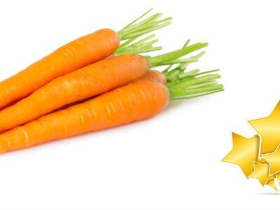 morcov 10 beneficii