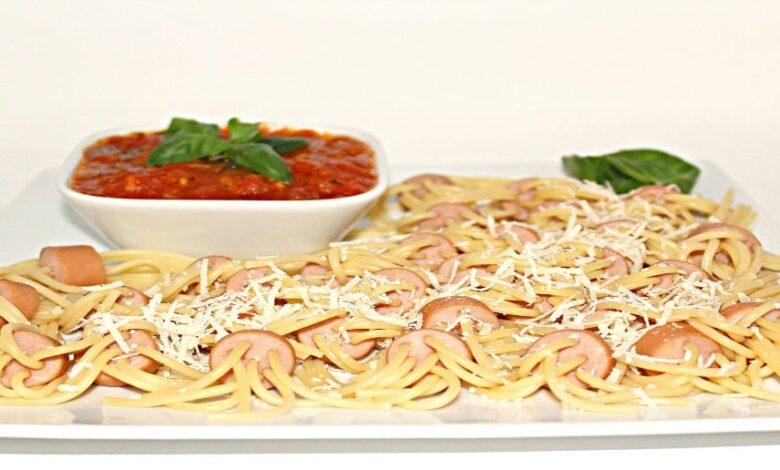 spaghete paienjenei reteta video