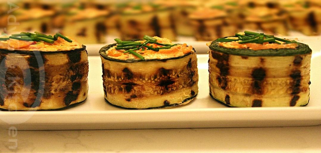 zucchini cu somon
