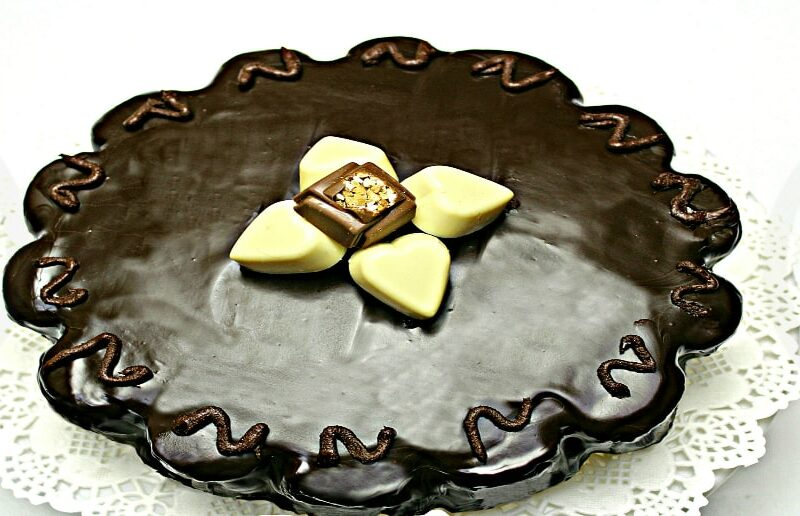 Tort Joffre cu ciocolata Adygio Kitchen
