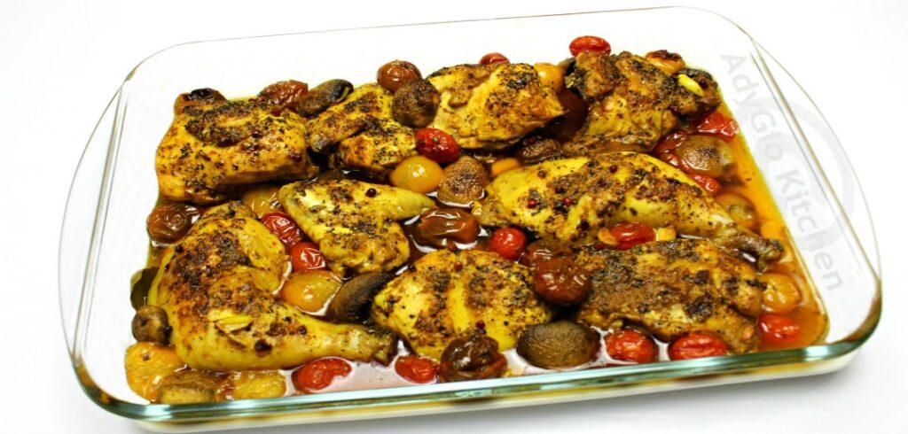 friptura de pui la cuptor adygio kitchen