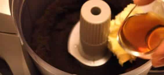 prajitura cu bezele rom si unt