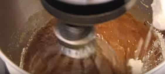 prajitura negresa cu nutella faina