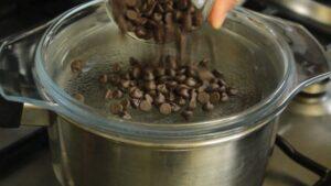 saraberne topire ciocolata