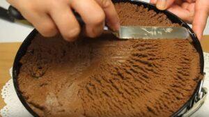 Tort de ciocolata nivelare