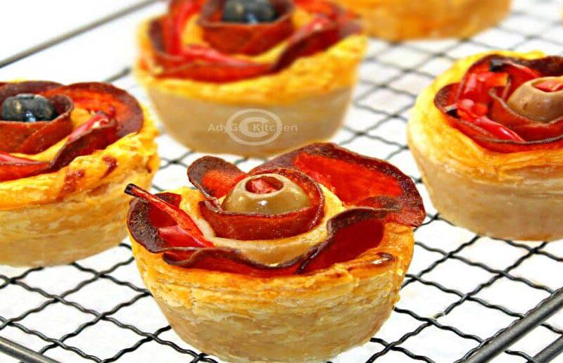 trandafiri de pizza adygio kitchen