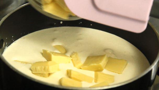 prajitura belgiana frisca cu ciocolata