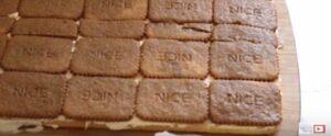 prajitura de vis biscuiti