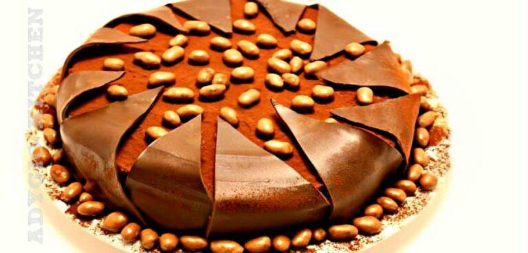 Tort trufa de ciocolata