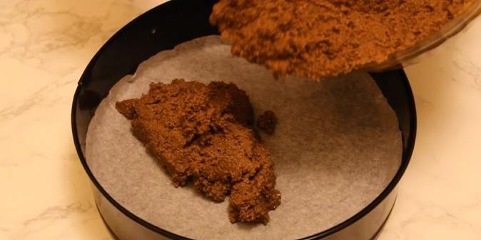 tort trufa de ciocolata tava