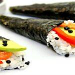 Sushi Temaki adygio kitchen