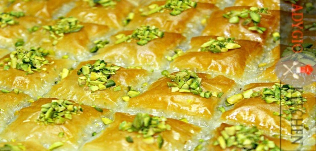 baklava turceasca in tava adygio kitchen