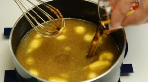 prajitura cartof esenta de rom