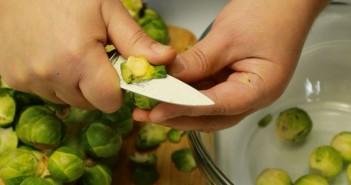salata de vinete cu branza provolone varza