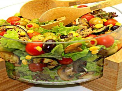 salata de vinete si ciuperci adygio kitchen