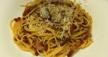 spaghete carbonara piper