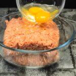 chiftelute cu mozzarella oua