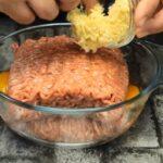 chiftelute cu mozzarella usturoi isat