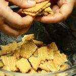 tort de biscuiti piramida biscuiti