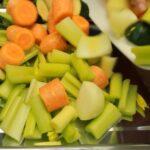 curcan la cuptor legume