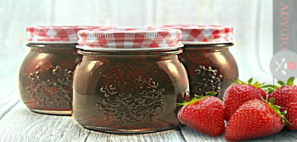 dulceata de capsuni adygio kitchen