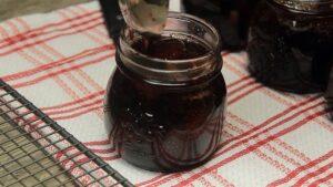 dulceata de capsuni al doilea borcan