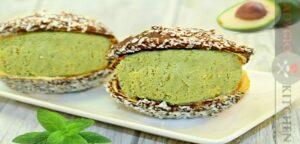 Inghetata de avocado adygio kitchen