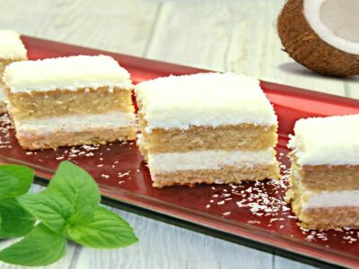 Prajitura Raffaello adygio kitchen