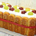 Tort diplomat cu iaurt si struguri adygio kitchen