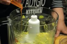 inghetata de avocado miere