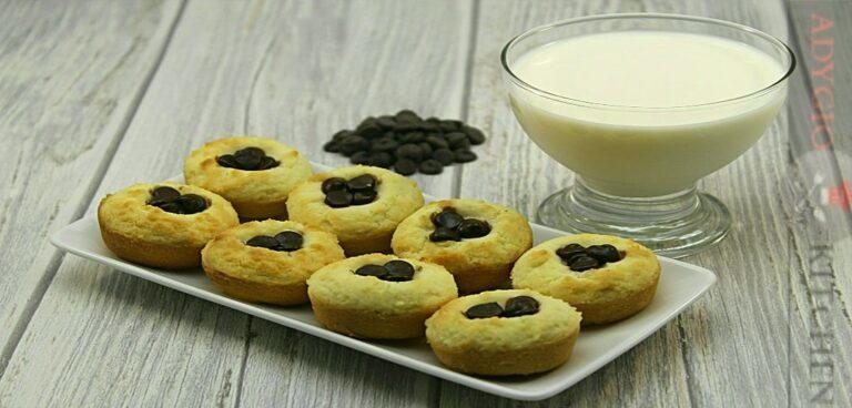 Fursecuri cu ciocolata si lapte condensat reteta video