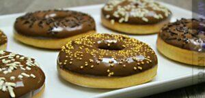 gogosi la cuptor glazurate cu nutella adygio kitchen