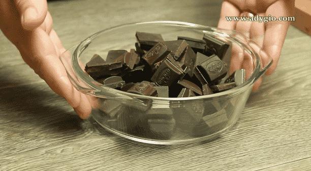 prajitura greta garbo ciocolata
