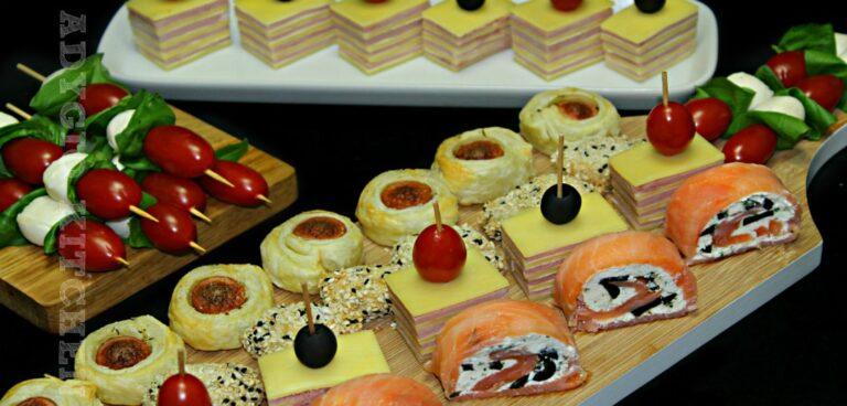 Aperitive pentru sarbatori si ocazii speciale adygio kitchen