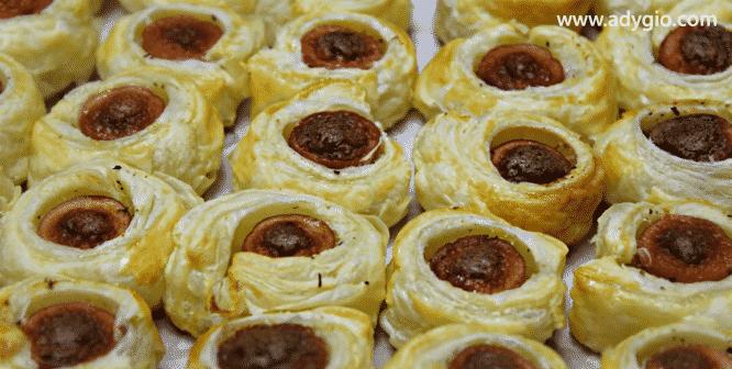 aperitive de sarbatori rulouri cu carnaciori