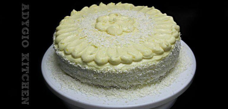 Tort Alba ca zapada adygio kitchen
