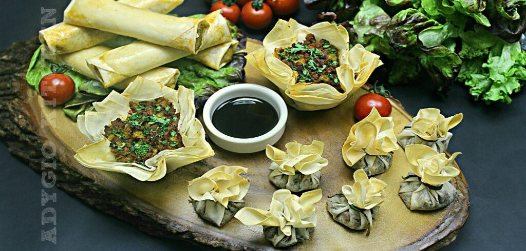 aperitive cu foi subtiri de placinta adygio kitchen