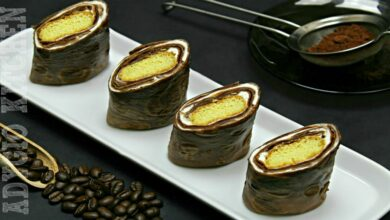 Photo of Clatite Tiramisu cu mascarpone si cacao reteta video