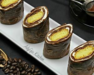 Clatite tiramisu cu mascarpone si cafea