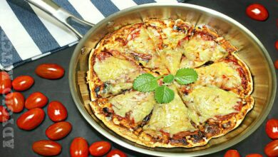 Pizza la tigaie adygio kitchen