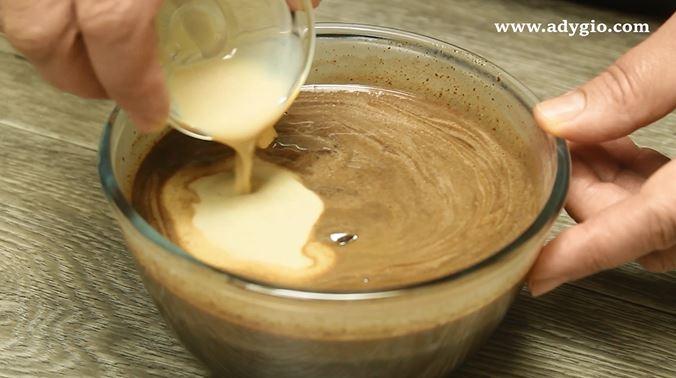 prajitura cu crema de ciocolata si unt de arahide crema de whiskey