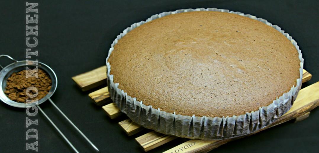 Blat de tort cu cacao adygio kitchen