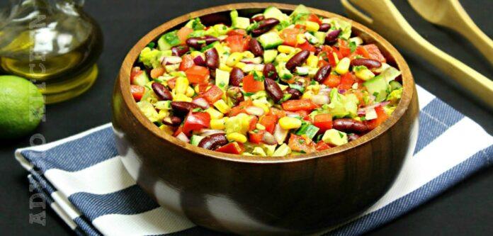 Salata mexicana pico de gallo adygio kitchen