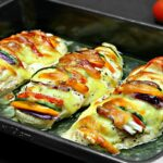 Friptura de pui Primavera la cuptor adygio kitchen