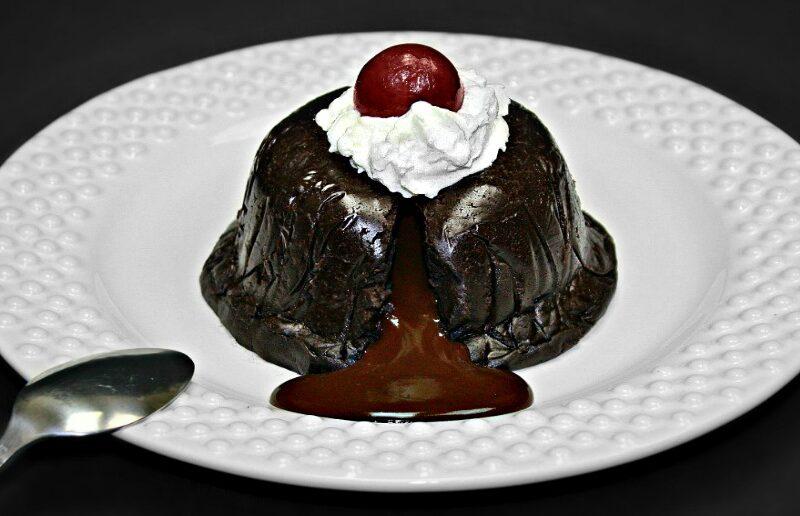 Lava cake cu ciocolata fara coacere adygio kitchen