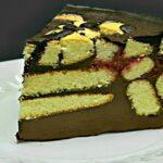 Prajitura in 5 minute fara coacere cu ciocolata adygio kitchen