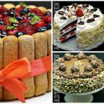 Retete de tort cu ciocolata sau fructe adygio kitchen