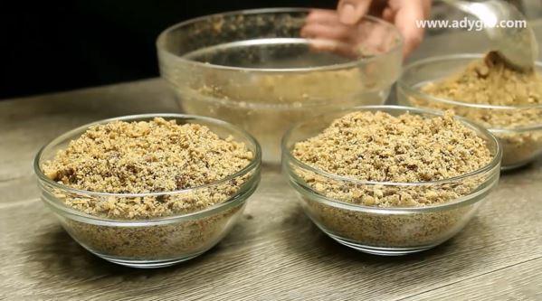 prajitura in 5 minute cu biscuiti nuca aromata