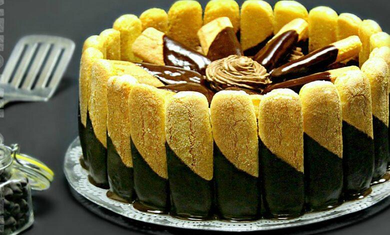 Tort fara coacere cu ciocolata adygio kitchen