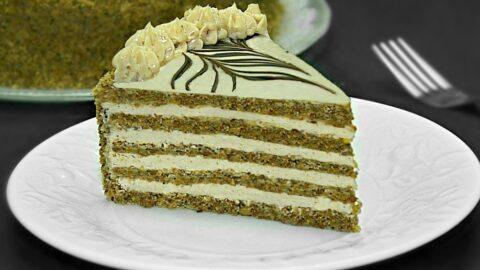 Tort Esterhazy cu nuca adygio kitchen